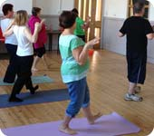 group fitness instructor, Easy tai  chi, Leeds